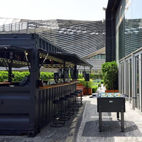 The Craft Container at EAST Beijing reopens this April